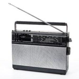 RADIO UNIT - STANDARD ELECTRONIC TYPE