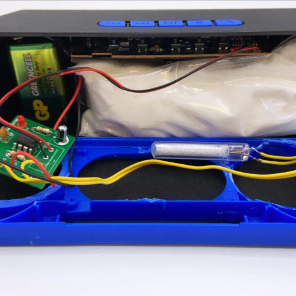 Bluetooth speaker IED