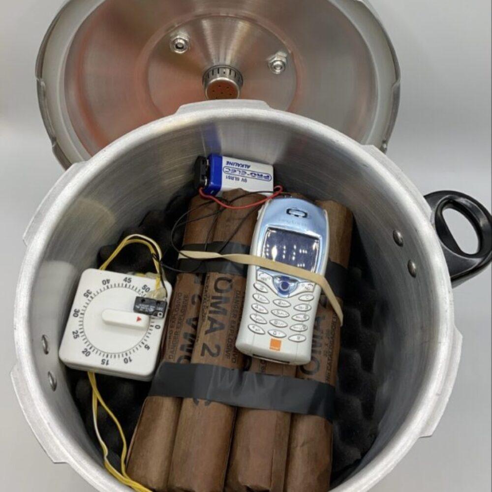 ETA Pressure cooker IED