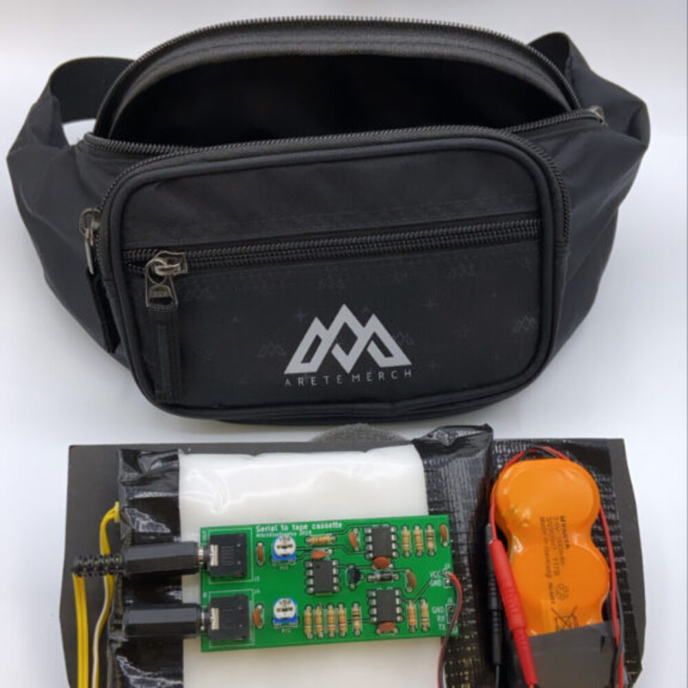 Waist bum bag IED